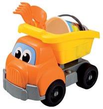 Nákladné auto do piesku Bob stavbár Écoiffier dĺžka 41 cm s vedro setom