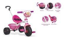 Tricikli za djecu od 15 mjeseci - Tricikl Disney Princeze Be Move Smoby s vodilicom od 15 mjeseci_3