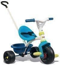 Tricikl Be Move Blue Smoby s upravljačkom drškom od 15 mjeseci plavo-zeleni 68*52*52 cm SM740323 plavo-zeleni od 15 mjeseci