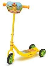 Kolobežka trojkolesová Disney Levia hliadka 750151 žltá