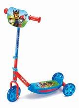 Gyerek roller háromkerekű Paw Patrol Smoby 67-70 cm állítható kormánnyal csúszásgátlóval 3 éves kortól 52*32*72 cm SM750164