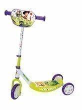 Tříkolová koloběžka Toy Story Disney Smoby s výškově nastavitelnou rukojetí, protiskluzová