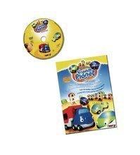 Garáže  - Patrová garáž Vroom Planet Smoby a DVD z pohádkami od 18 měsíců_3