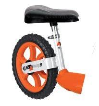 Odrážadlá od 18 mesiacov - Balančné odrážadlo Learning Bike Smoby s nastaviteľnou výškou sedadla čierno-oranžové od 24 mes_3