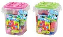 Otroške kocke v vedru Abrick Maxi Barbapapa Écoiffier 39 delov od 12 mes