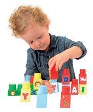 Stavebnice pre najmenších - Stavebnica Abrick Maxi Čísla Écoiffier 30 dielov od 12 mes_0