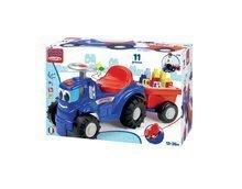 7799 d ecoiffier odrazadlo traktor