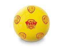 Penová lopta Paw Patrol Mondo 20 cm žltá od 24 mes