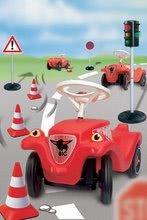 Šmykľavky sety - Set šmykľavka Toboggan XL Smoby s vodou dĺžka 230 cm a automatický semafor, dopravné značky a cestné kužele_11