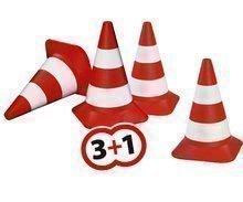 Dětské silniční kužely BIG 4 díly od 12 měsíců