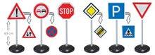 Dětské dopravní značky BIG 10 druhů