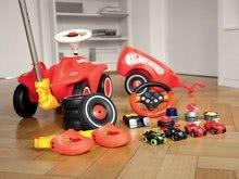 Príslušenstvo k odrážadlám - Prívesný vozík BIG červený k odrážadlám BIG New&Classic&Neo&Next&Scooter od 12 mes_6