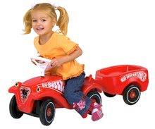 Príslušenstvo k odrážadlám - Prívesný vozík BIG červený k odrážadlám BIG New&Classic&Neo&Next&Scooter od 12 mes_0