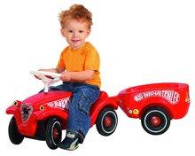 Príslušenstvo k odrážadlám - Prívesný vozík BIG červený k odrážadlám BIG New&Classic&Neo&Next&Scooter od 12 mes_3