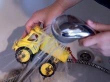 Stavebné stroje - Bager Power BIG veľký pracovný stroj dĺžka 67 cm žltý od 24 mes_10