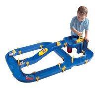 Vodne dráhy pre deti - Vodná hra Waterplay Niagara BIG skladacia s lodičkami modrá_2