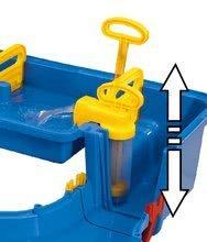 Vodne dráhy pre deti - Vodná hra Waterplay Niagara BIG skladacia s lodičkami modrá_1
