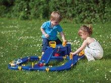Vodne dráhy pre deti - Vodná hra Waterplay Niagara BIG skladacia s lodičkami modrá_11