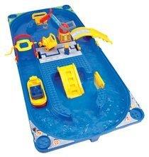 Joc de apă Waterplay Funland BIG în valiză albastru