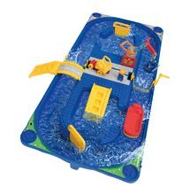 Vodne dráhy pre deti - Vodná hra Waterplay Funland BIG v kufríku modrá_1
