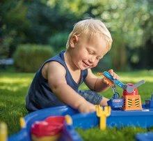 Vodne dráhy pre deti - Vodná hra Waterplay Funland BIG v kufríku modrá_2