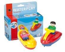 Príslušenstvo k vodným dráham - Loďky Waterplay BIG 2 ks výletné farebné s figúrkami_3