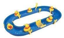 Vizes játék gyerekeknek Waterplay BIG összerakós kiskacsákkal kék