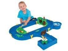 Vodne dráhy pre deti - Vodná hra Waterplay Jungle Adventure BIG skladacia s 5 figúrkami - 32 dielov_0