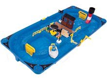 Vodne dráhy pre deti - Vodná hra Waterplay Sansibar BIG v kufríku s 3 figúrkami - 37 dielov_0