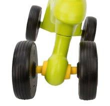 Hracie centrá - Set hracie centrum Fun Center Smoby so šmykľavkou dlhou 150 cm a odrážadlo Rider s návlekmi na topánky od 24 mes_18