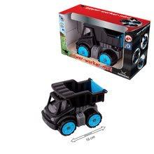 Nákladné autá - Nákladné auto Sansibar BIG dĺžka 16 cm čierne od 24 mes_0