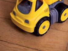 Nákladné autá - Nákladné auto Power BIG pracovný stroj dĺžka 16 cm žltý od 24 mes_2
