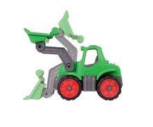 Poľnohospodárske stroje - Traktor Power BIG dĺžka 23 cm zelený od 24 mes_0