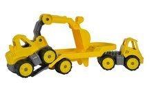 Stavebné stroje - Autá transportér a bager Power BIG pracovné dĺžka 41 cm od 24 mes_2