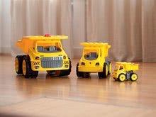 Nákladné autá - Nákladné auto Maxi Power BIG dĺžka 46 cm žlté od 24 mes_11