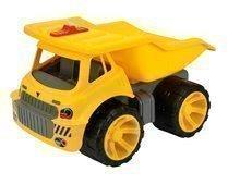 Camion de jucărie Maxi Power BIG cu lungime de 46 cm de la vârsta de 2 ani galben de la 24 luni