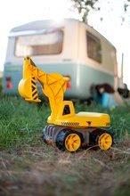 Odrážedla od 18 měsíců - Bagr Max Power BIG se sedadlem délka 73 cm žlutý_30