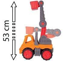 Stavebné stroje - Auto Power BIG pracovné s plošinou dĺžka 33 cm od 24 mes_0