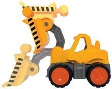 Autá do piesku - Buldozér Maxi Bolide Smoby dĺžka 47 cm_14