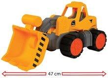 Autá do piesku - Buldozér Maxi Bolide Smoby dĺžka 47 cm_3