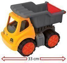 Nákladné autá - Nákladné auto Power BIG dĺžka 33 cm žlté od 24 mes_19