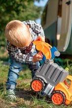 Teherautók - Kukásautó Power Worker BIG szemétgyűjtővel és mozgatható részekkel - gumikerekekkel 2 éves kortól_4