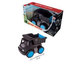 Nákladné autá - Nákladné auto Sansibar BIG dĺžka 33 cm čierne od 24 mes_3