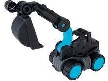 Játék építőgépek - Markológép Sansibar BIG hossza 67 cm fekete 24 hó-tól_0