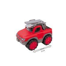 Nákladné autá - Pohotovostné vozidlo Power Pick-up BIG dĺžka 33 cm červené od 24 mes_0