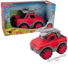 Nákladné autá - Pohotovostné vozidlo Power Pick-up BIG dĺžka 33 cm červené od 24 mes_1