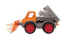 Stavebné stroje - Odhŕňač Power Service BIG dĺžka 43 cm oranžovo-sivý od 24 mes_0
