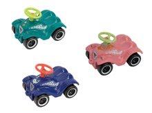 Odrážadlá sety - Set ružové odrážadlo New Bobby Minnie s klaksónom a ružové skladacie autíčko Mini Bobby od 12 mes_11