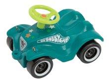 Avtomobilčki na pull back pogon BIG Mini Bobby Car Classic zeleni cena za 1 kos
