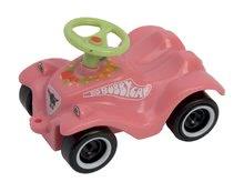 Odrážadlá sety - Set ružové odrážadlo New Bobby Minnie s klaksónom a ružové skladacie autíčko Mini Bobby od 12 mes_6
